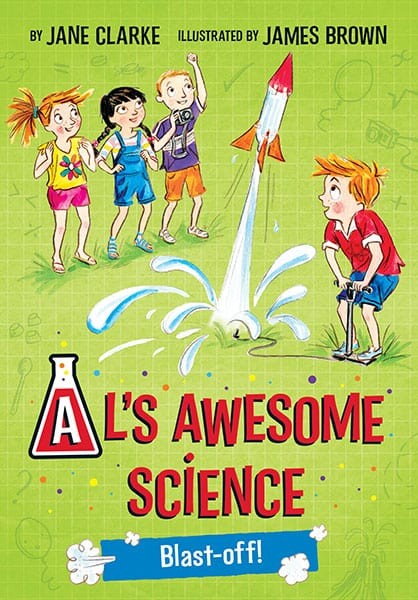 Al's Awesome Science - Blast Off