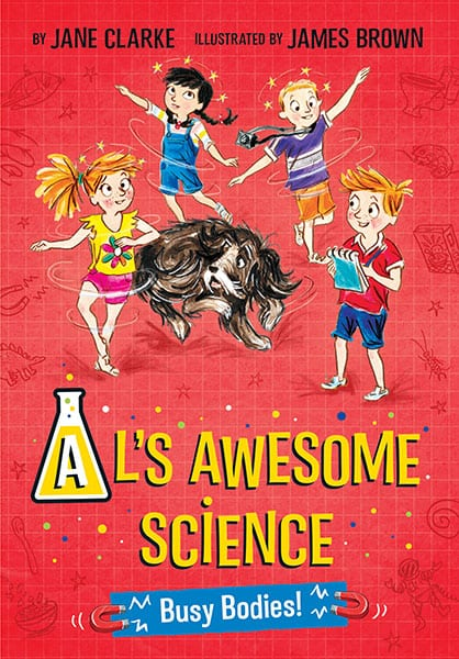 Al's Awesome Science: Busy Bodies!