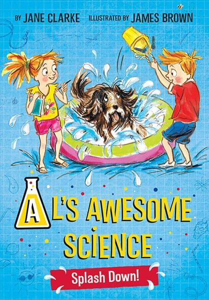 Al's Awesome Science is back, get ready for a… Splash Down!