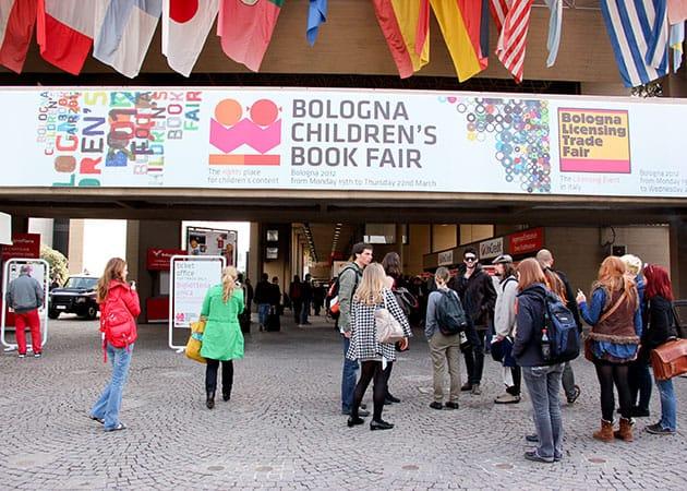 Bologna Book Fair 2016