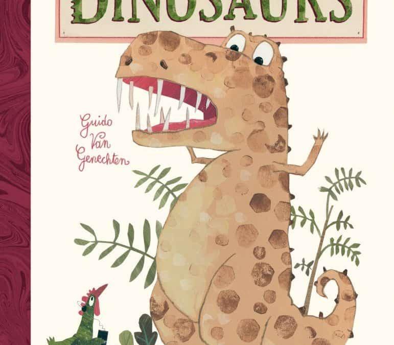 The Truth About Dinosaurs by Guido van Genechten