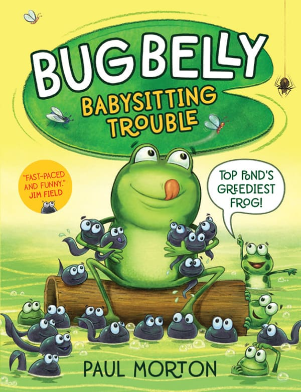 Bug Belly: Babysitting Trouble