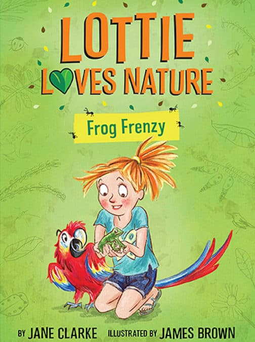 A brand new eco-adventure series: Lottie Loves Nature