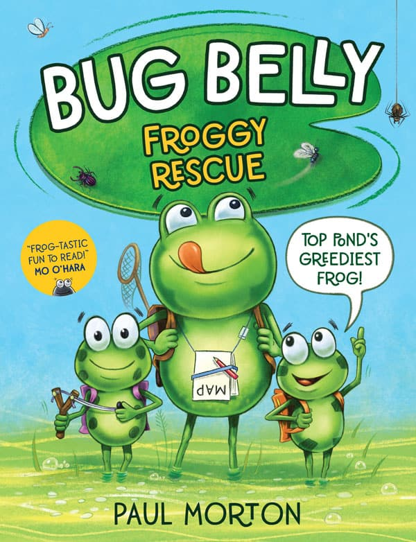 Bug Belly: Froggy Rescue